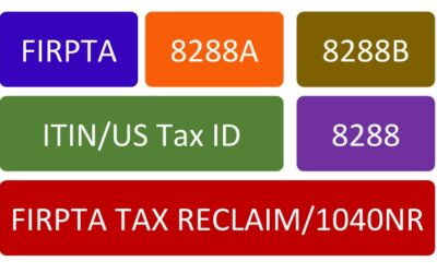 FIRPTA Withholding Tax On Sale Of USA Property – Common FAQ's