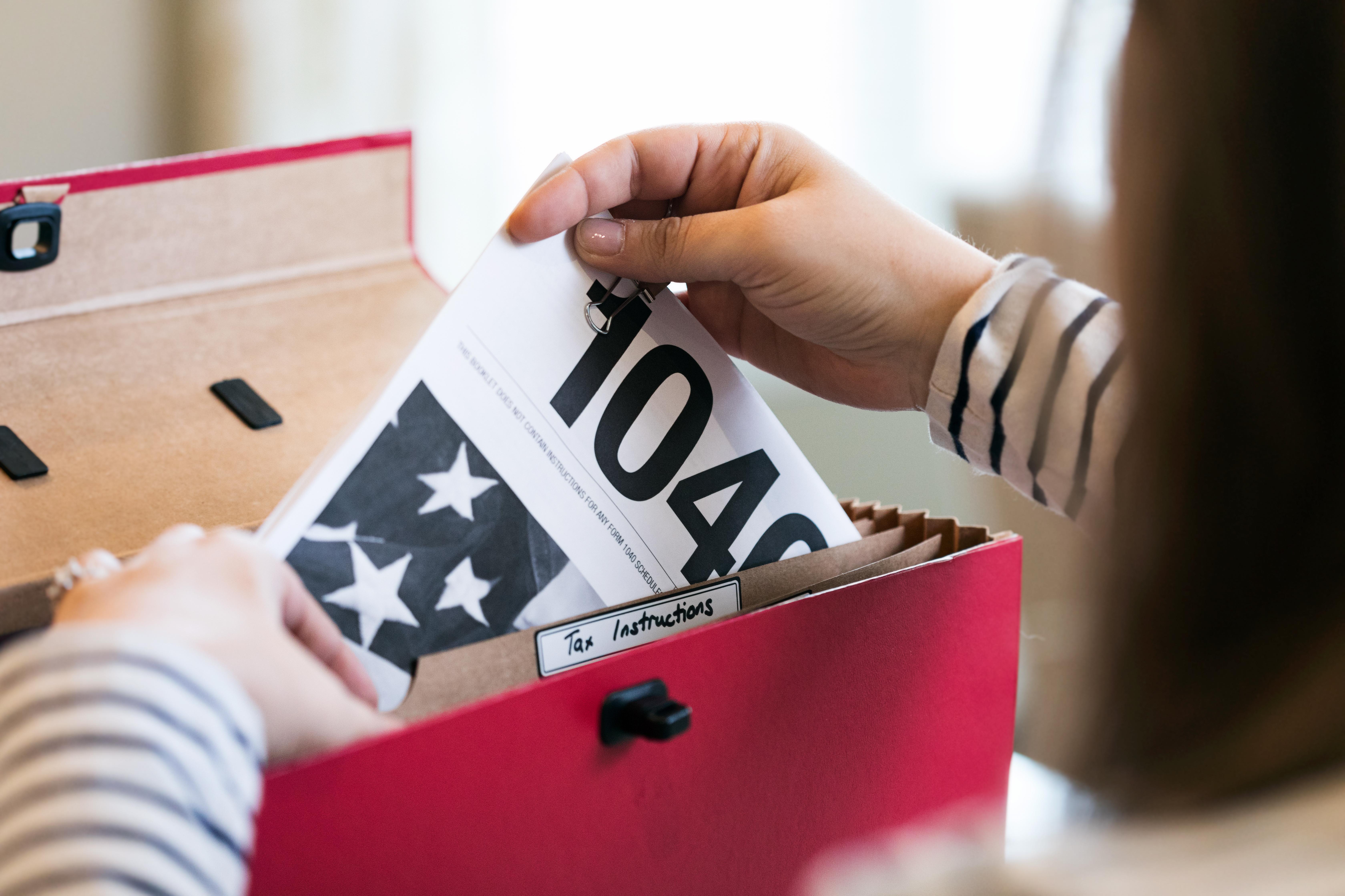 2020 US 1040/1040NR Tax Filing Deadline